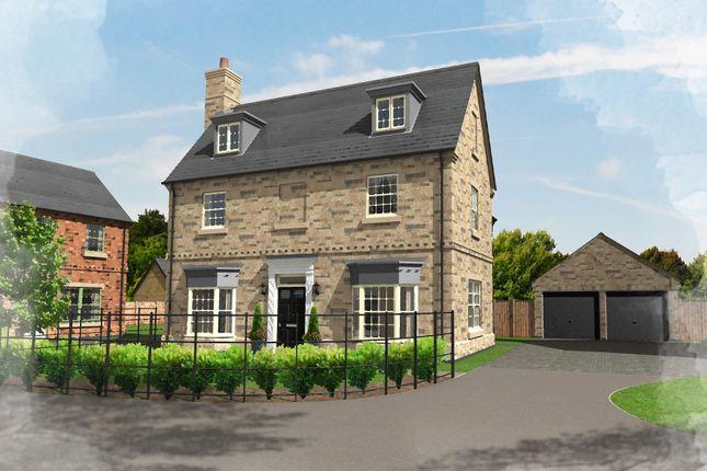 Thumbnail Detached house for sale in Plot 51, Brampton Park, Brampton