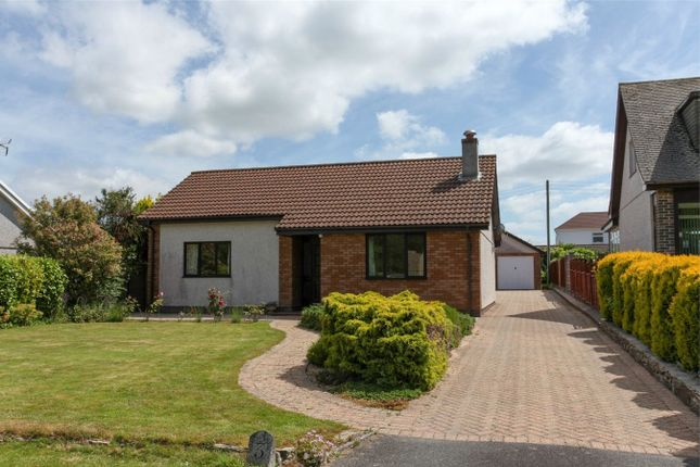 Thumbnail Detached bungalow for sale in Sea Road, Carlyon Bay, St Austell, Cornwall