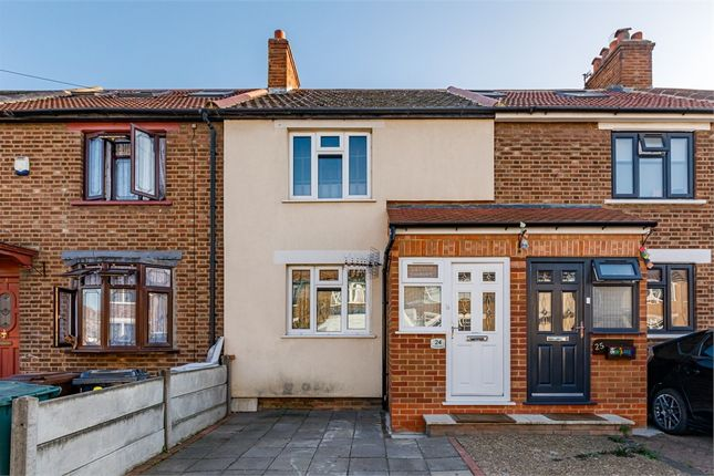 Thumbnail Terraced house for sale in Cheney Row, Walthamstow, London