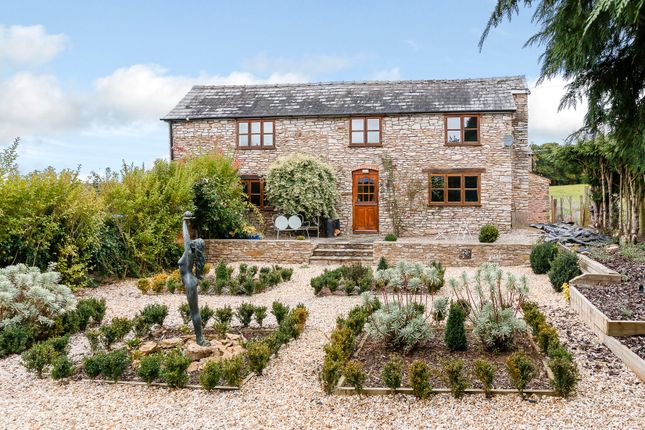 Thumbnail Farmhouse for sale in Walford, Ross-On-Wye