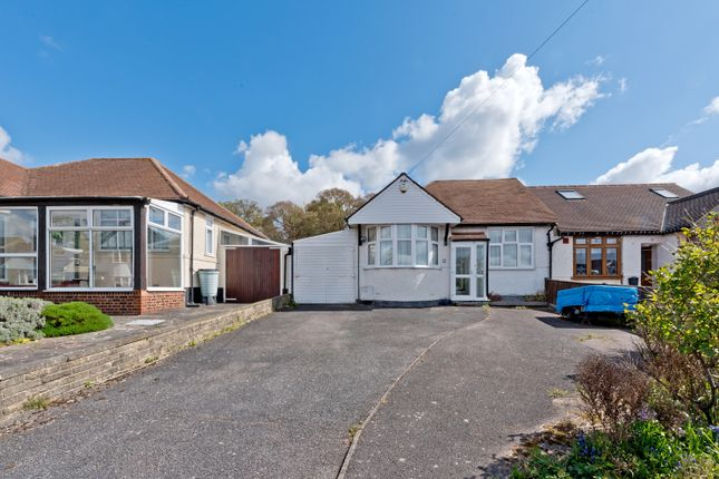 2 bed semi-detached bungalow for sale in Kirby Close, Ewell KT19