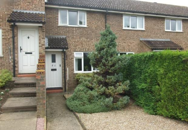 2 bed terraced house to rent in Byron Close, Hitchin SG4