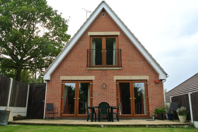 Thumbnail Detached house for sale in Owlers Lane, Littleover, Derby
