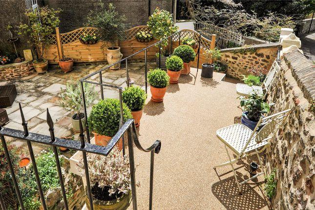 Garden of Windsor Place, Clifton, Bristol BS8