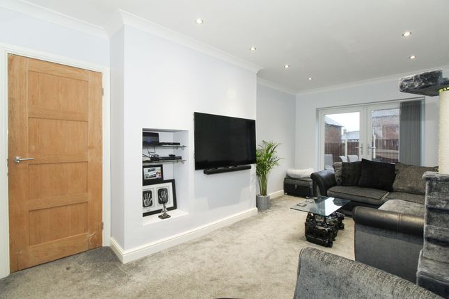Living Room of East Glade Place, Sheffield S12