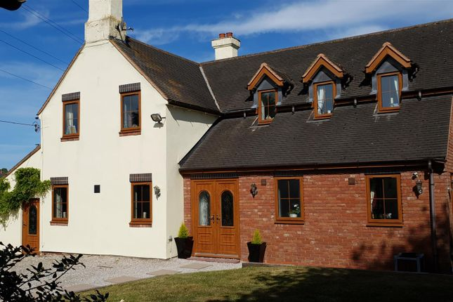 Thumbnail Detached house for sale in Baswich Lane, Stafford, Staffordshire