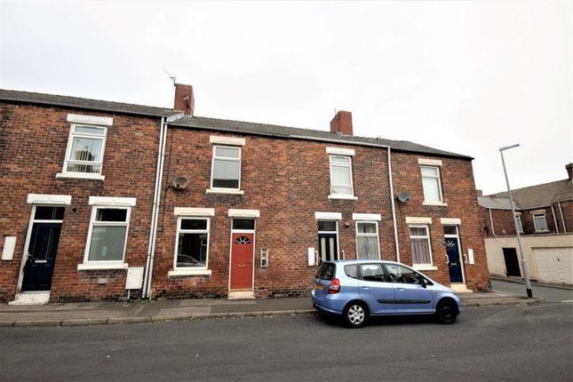 External of Seventh Street, Blackhall, County Durham TS27