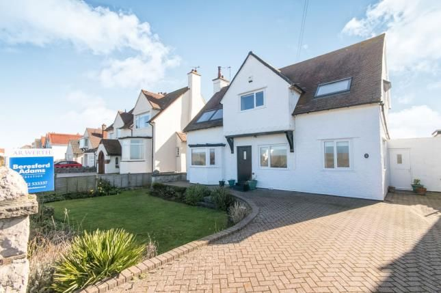 Thumbnail Detached house for sale in Marine Drive, Rhos On Sea, Colwyn Bay, Conwy