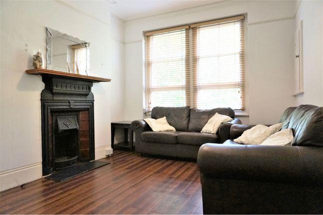 Thumbnail Flat to rent in Avonmore Gardens, West Kensington