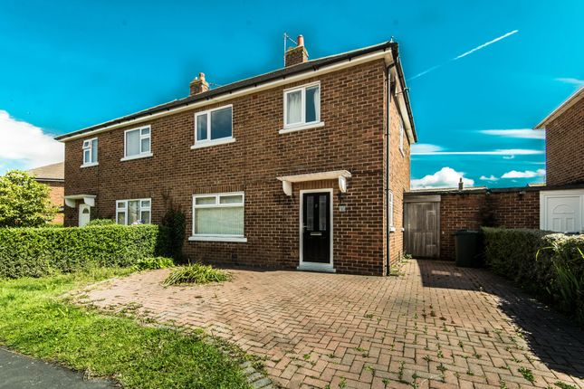 Thumbnail Semi-detached house to rent in Lea Crescent, Ormskirk
