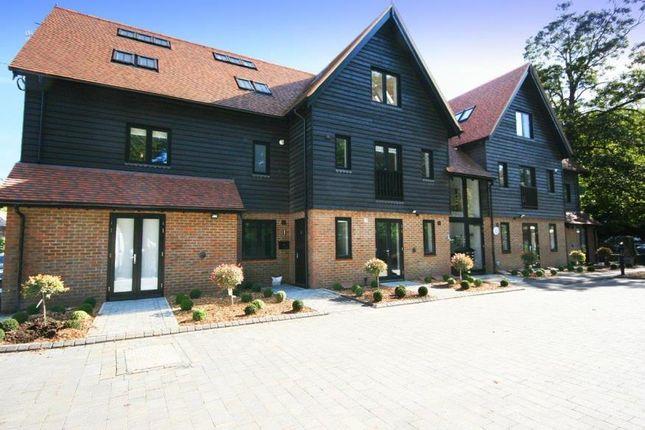 Thumbnail Flat to rent in Chesswood Court, Bury Lane, Rickmansworth