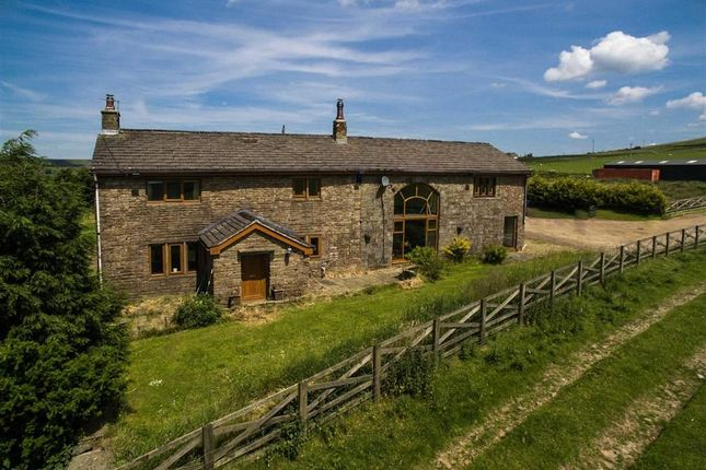 Thumbnail Detached house for sale in Coal Pit Lane, Rossendale
