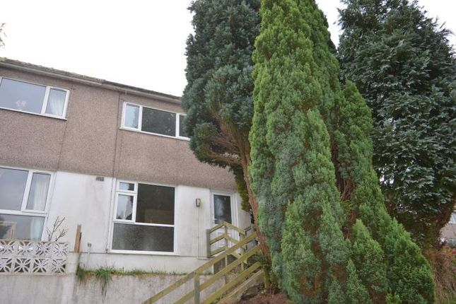 Thumbnail Terraced house to rent in Eglwysilan Way, Abertridwr, Caerphilly