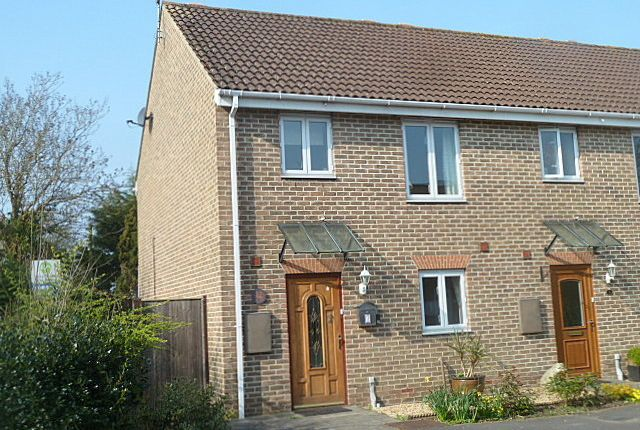 Thumbnail End terrace house for sale in Mousehole Lane, Hythe