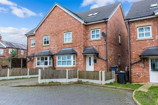 Thumbnail Semi-detached house for sale in Railway Street, Wigan