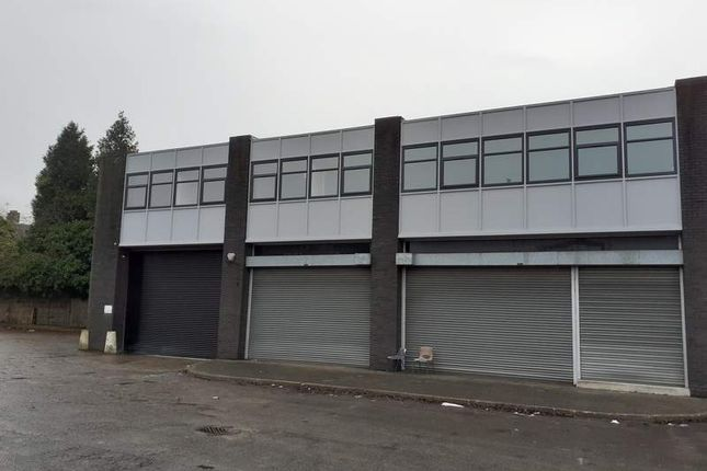 Thumbnail Light industrial to let in Part Of Unit 1, Unity Buildings, Robottom Close, Leamore Lane