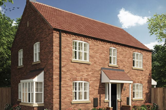 Thumbnail Detached house for sale in Off Boothferry Road, Hessle