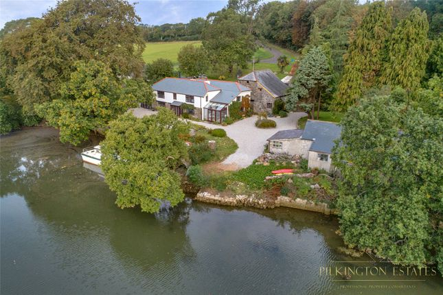 Thumbnail Country house for sale in Moditonham, Saltash