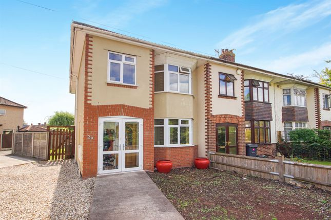 Thumbnail End terrace house for sale in Begbrook Park, Frenchay, Bristol