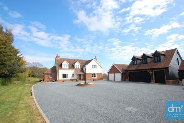 Detached house for sale in Barnhall Road, Tolleshunt Knights, Maldon
