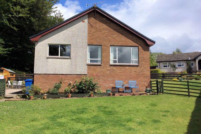 Thumbnail Detached bungalow for sale in 33 Dun Mor Avenue, Kilmory, Lochgilphead