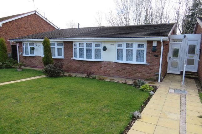Thumbnail Semi-detached bungalow for sale in Clover Drive, Quinton, Birmingham