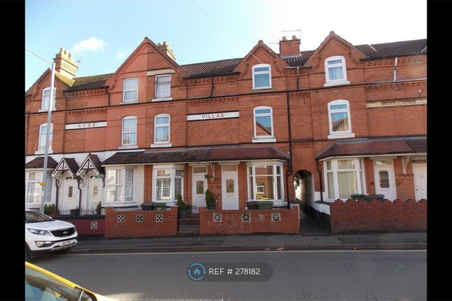 Thumbnail Flat to rent in Mount Pleasant, Redditch