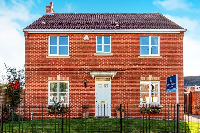 Thumbnail Detached house for sale in Leewood Close, Brampton Bierlow, Rotherham