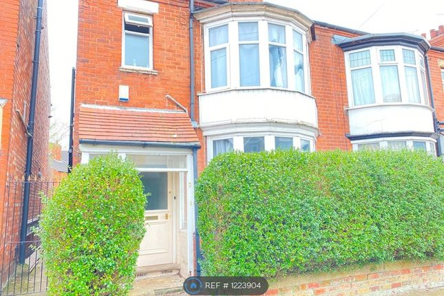 4 bed semi-detached house to rent in Wellesley Avenue, Hull HU6