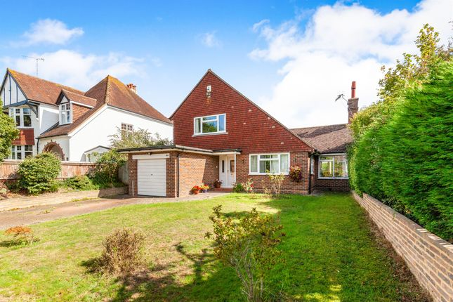 Thumbnail Detached house for sale in Knebworth Road, Bexhill-On-Sea