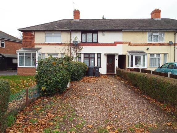 Thumbnail Terraced house for sale in Tedbury Crescent, Birmingham, West Midlands