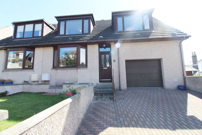 Thumbnail Semi-detached house for sale in Balgownie Crescent, Aberdeen