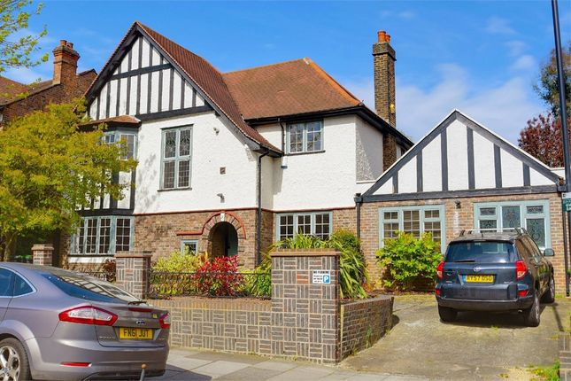 Thumbnail Detached house for sale in Grosvenor Road, Muswell Hill, London