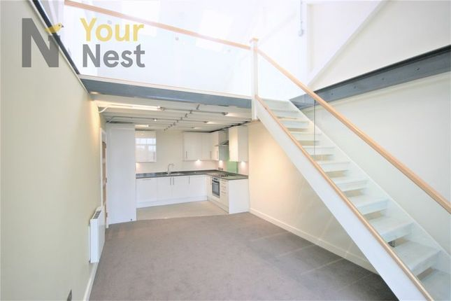 Thumbnail Flat to rent in Apartment 6, Belmont Waterside