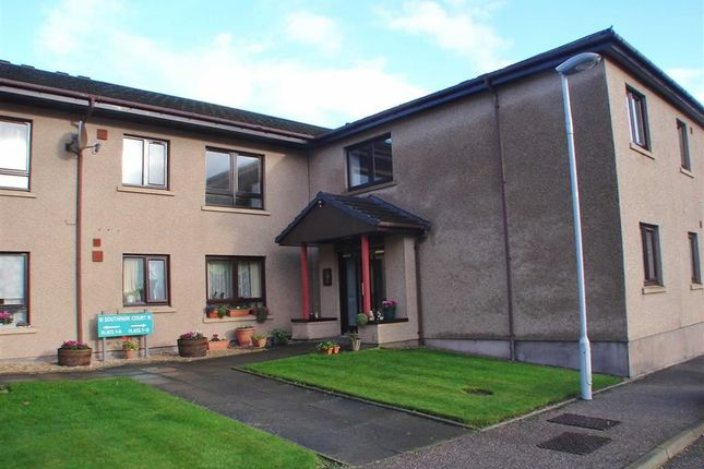 Thumbnail Flat for sale in South Park Court, Elgin, Moray