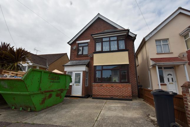 Thumbnail Detached house to rent in Carrs Road, Clacton-On-Sea