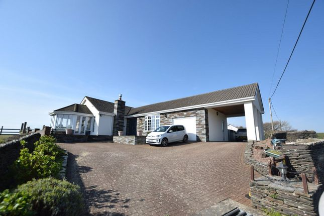 Thumbnail Bungalow for sale in Stibb, Bude