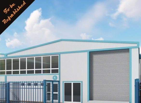 Thumbnail Industrial to let in Unit 4, Unit 4, Brookgate Trading Estate, Brook Gate, Bristol
