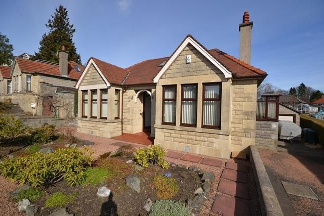 Thumbnail Detached bungalow to rent in Pitheavlis Crescent, Perth