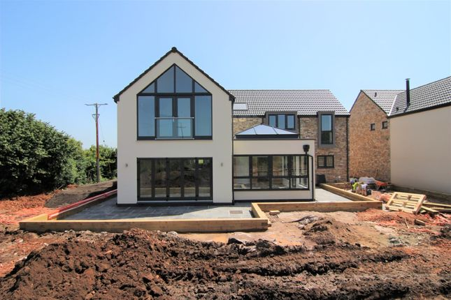 Thumbnail Detached house to rent in Church Lane, East Harptree