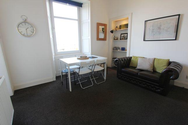Thumbnail Flat to rent in Montgomery Street, Hillside, Edinburgh