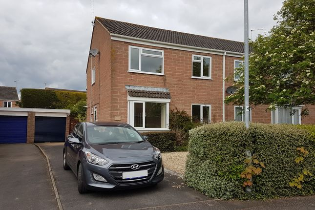 Thumbnail Semi-detached house to rent in Irvine Close, Taunton