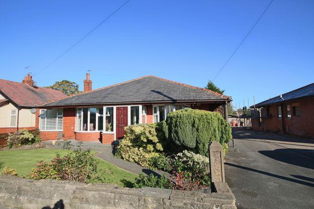Thumbnail Detached bungalow for sale in Crookings Lane, Penwortham, Preston