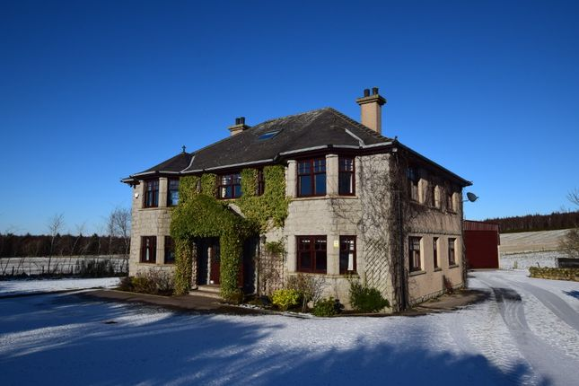 Thumbnail Detached house to rent in Bogenraith House, Durris, Banchory, Aberdeenshire