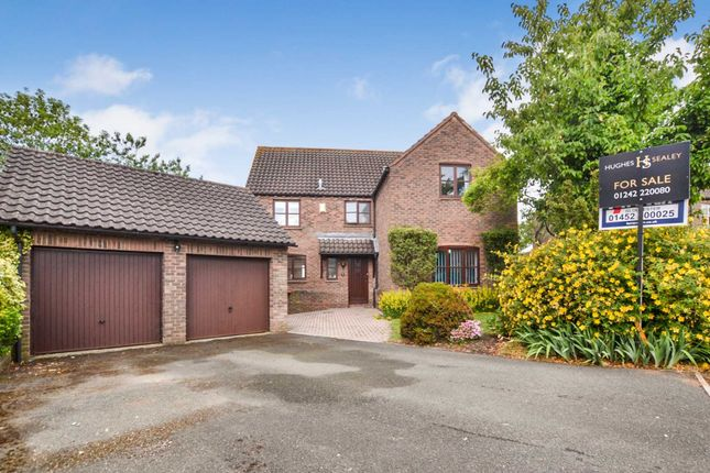 Thumbnail Detached house for sale in Foley Rise, Hartpury, Gloucestershire.