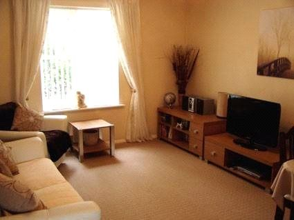 Living Room of Drapers Fields, Coventry, West Midlands CV1