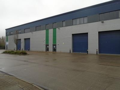 Thumbnail Warehouse to let in 1-4 Harlow Mill Business Centre, Riverway, Harlow