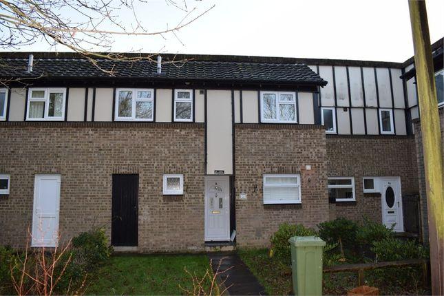 Thumbnail 4 bed terraced house to rent in Tranlands Brigg, Heelands, Milton Keynes, Buckinghamshire