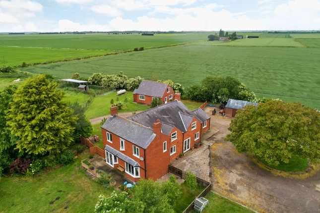 Thumbnail Detached house for sale in Maryland Bank, Amber Hill