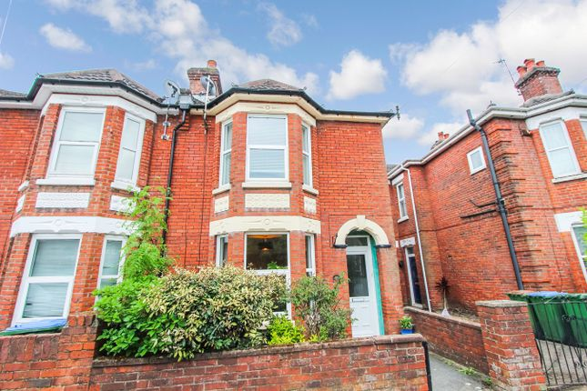 Thumbnail End terrace house for sale in Richmond Road, Shirley, Southampton